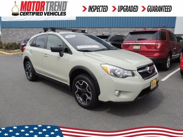 2015 Subaru XV Crosstrek Awd in Point Pleasant NJ