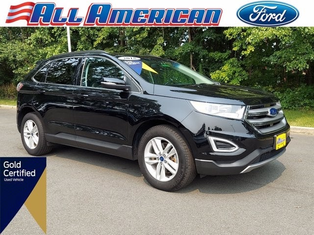Ford Edge Sel In Point Pleasant Nj All American Ford Point Pleasant