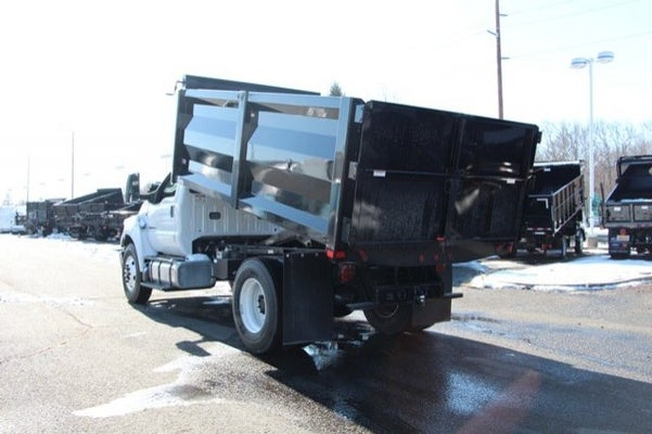 ford landscape dump    ft rugby stakeless body reg cab  point pleasant nj