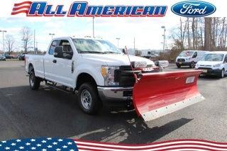 2019 Ford Plow Truck F250 4x4 F 250 Xl In Point Pleasant Nj Ford