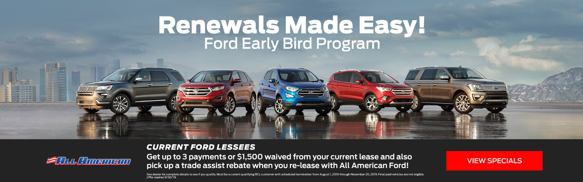 Ford Dealers Nj >> All American Ford In Point Pleasant Point Pleasant Nj Ford