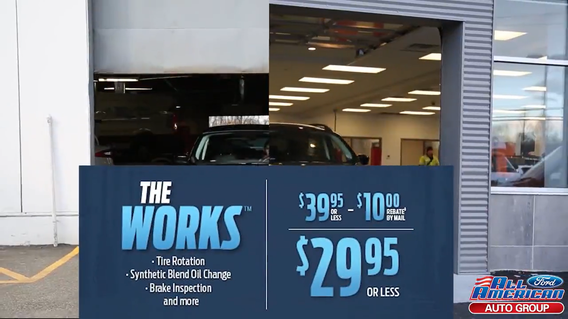 Ford Service Center | Ford Maintenance in Point Pleasant, NJ